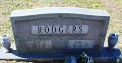 Myra <I>David</I> Rodgers