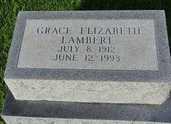Grace Elizabeth Lambert
