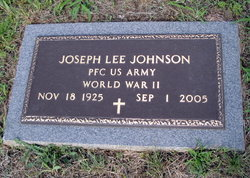 Joseph Lee Johnson