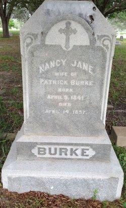 Nancy Jane Burke