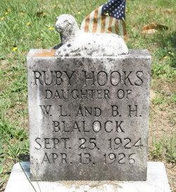 Ruby Hooks Blalock