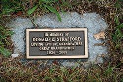 Donald E. Strafford