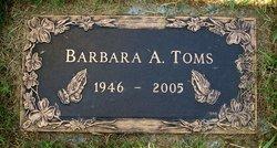 Barbara Ann <I>Spizzo</I> Toms