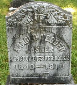 SGT Arnold Vedder Lasher