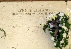 Lynn Stephen LeBlanc