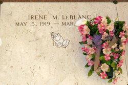 Irene Mae <I>Martin</I> LeBlanc