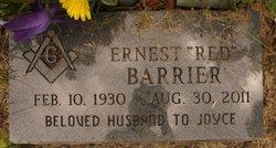 """Ernest """"Red"""" Barrier"""