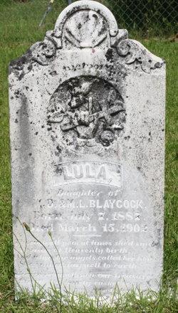 Lula Blalock