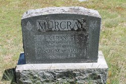 Bessie M <I>McCarter</I> Murcray