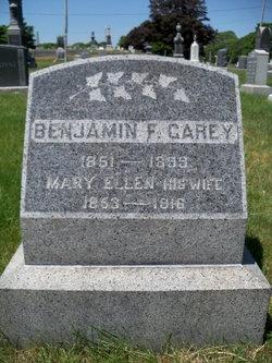 Benjamin F Garey