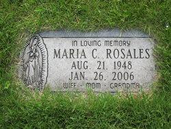 Maria C Rosales