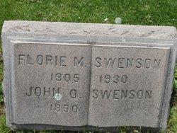Florie M. Swenson