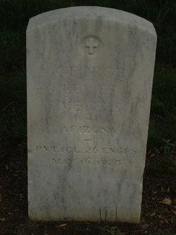 George Lewes Myers