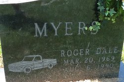 Roger Dale Myers