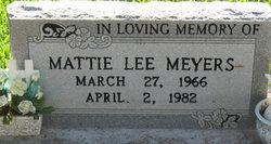 Mattie Lee Meyers