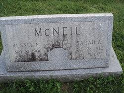 Sarah A. McNeil