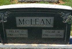 "Oscar Martin ""Om"" McLean"
