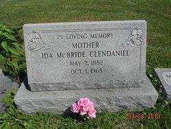Ida Mae Clendaniel