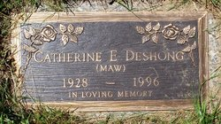 Catherine E. Deshong