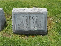 Charles Foege