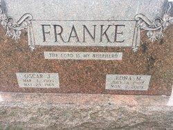 Oscar J Franke