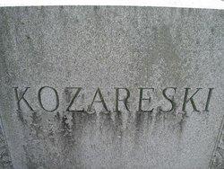 Stanley Walter Kozareski