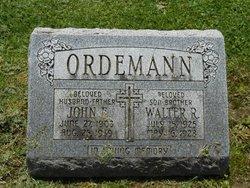 Walter R. Ordemann