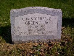 Christopher C Greene, Jr