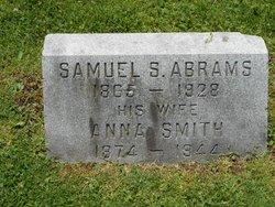 Anna <I>Smith</I> Abrams