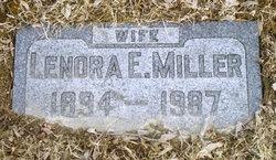 "Lenora Ellen ""Nolie"" <I>Dunlea</I> Miller"