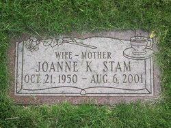 Joanne K Stam