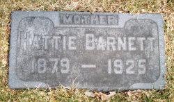 Hattie Barnett