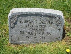 Muriel B. <I>Webber</I> Fleury