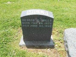 George H. Mills