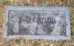 W O Caylor