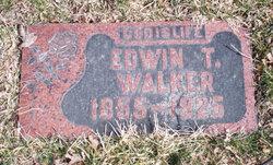 Edwin T Walker