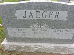 Roy Kenneth Jaeger