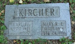 Carl J Kircher