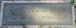 Beneta Ermine <I>Wilder</I> Smith