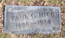 Paul G Hieb