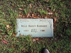 Belle <I>Bagley</I> Barbaree