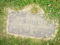 Minnie V Miller