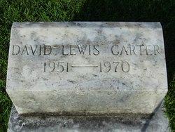 David Lewis Carter