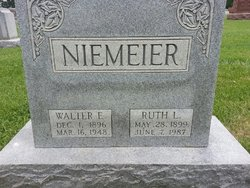 Walter E Niemeier