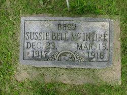 Sussie Bell McIntire