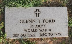 Glenn T Ford