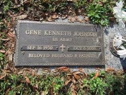 Gene Kenneth Johnson
