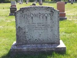 Emanuel Thompson