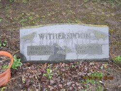 Robert John Witherspoon