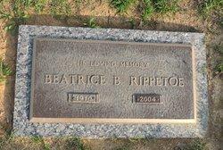 Beatrice <I>Beasley</I> Rippetoe